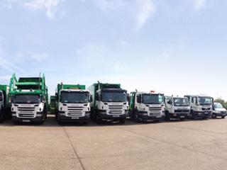 Smallwaste convoy 1