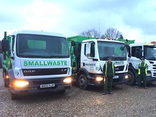 Smallwaste convoy 3